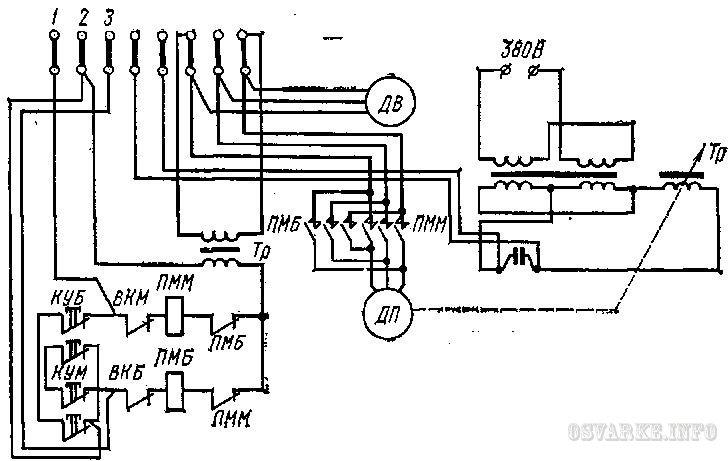 Iwuc 4105 электрическая схема